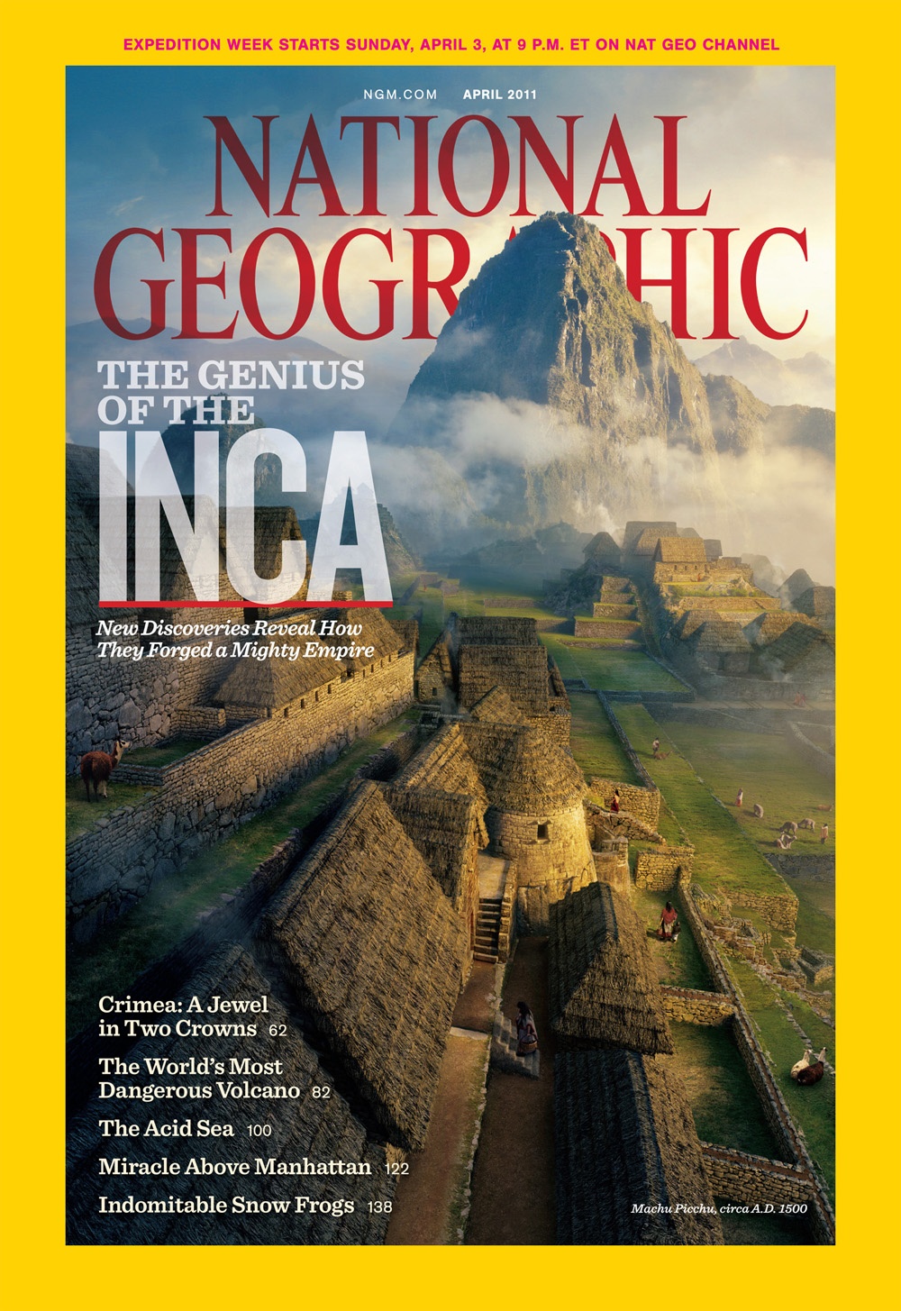 opinions on national geographic magazine