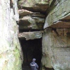 Icebox Cave, Virginia Kendall Park, Peninsula, OH