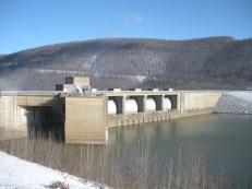 Kinzua Dam, PA