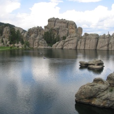 Sylvan Lake, Black Hills, SD