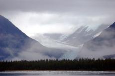 Glacier in Prince William Sound, AK