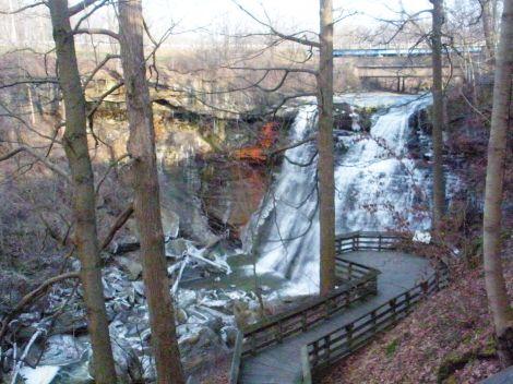 Brandywine Falls, Ohio