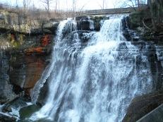 Brandywine Falls, OH